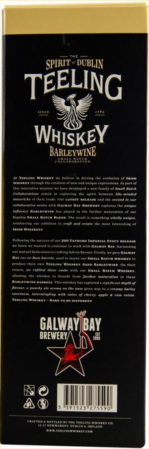 Teeling Barleywine