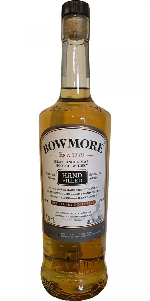 Bowmore 2007