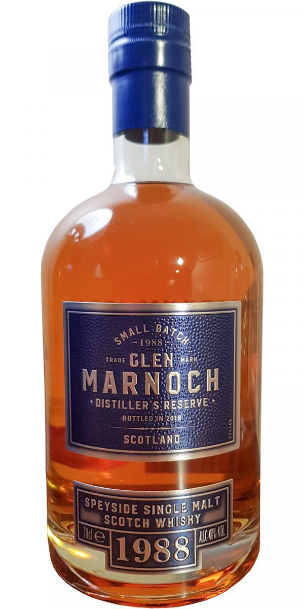Glen Marnoch 1988
