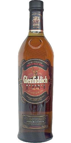Glenfiddich Reserve
