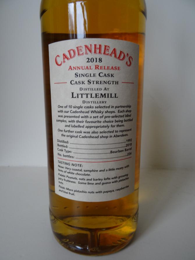 Littlemill 1992 CA