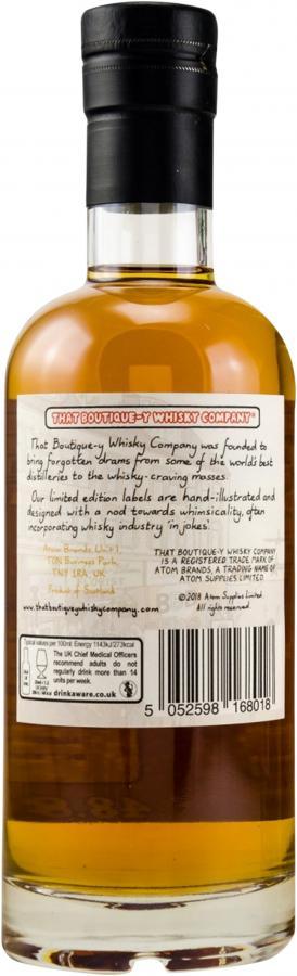 Blended Malt Scotch Whisky #6 TBWC