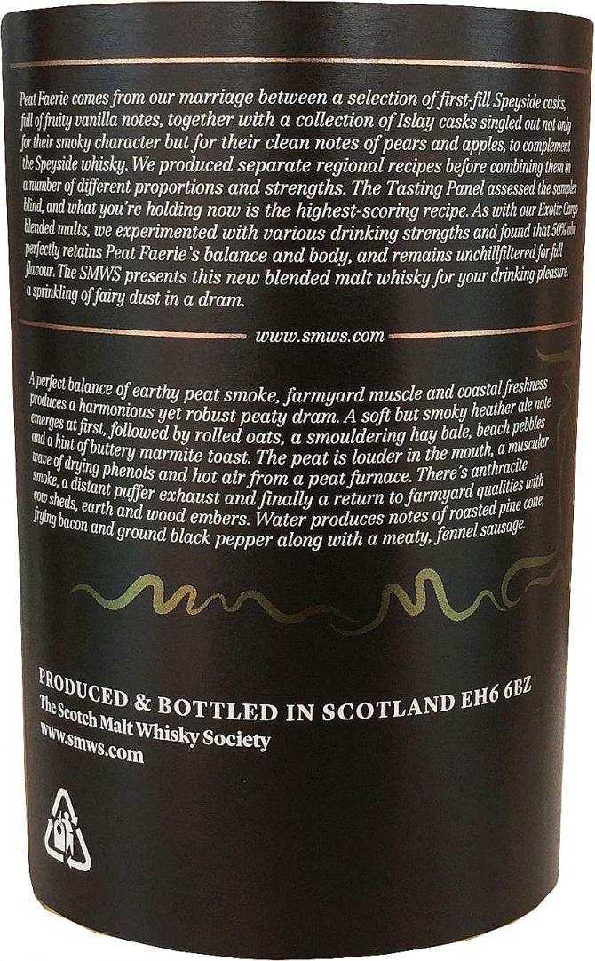 The Peat Faerie 10-year-old SMWS