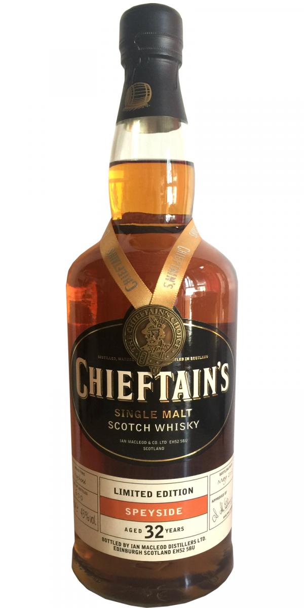 Chieftain's 32-year-old IM