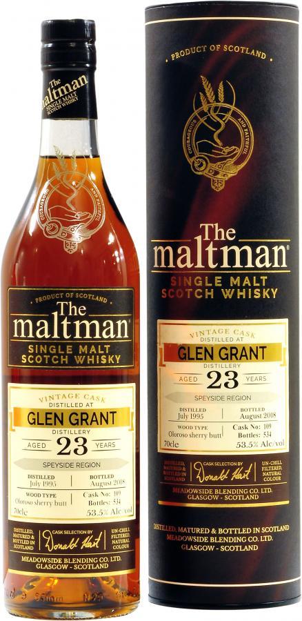 Glen Grant 1995 MBl