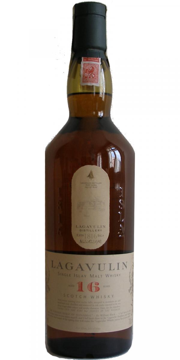 Lagavulin 16-year-old