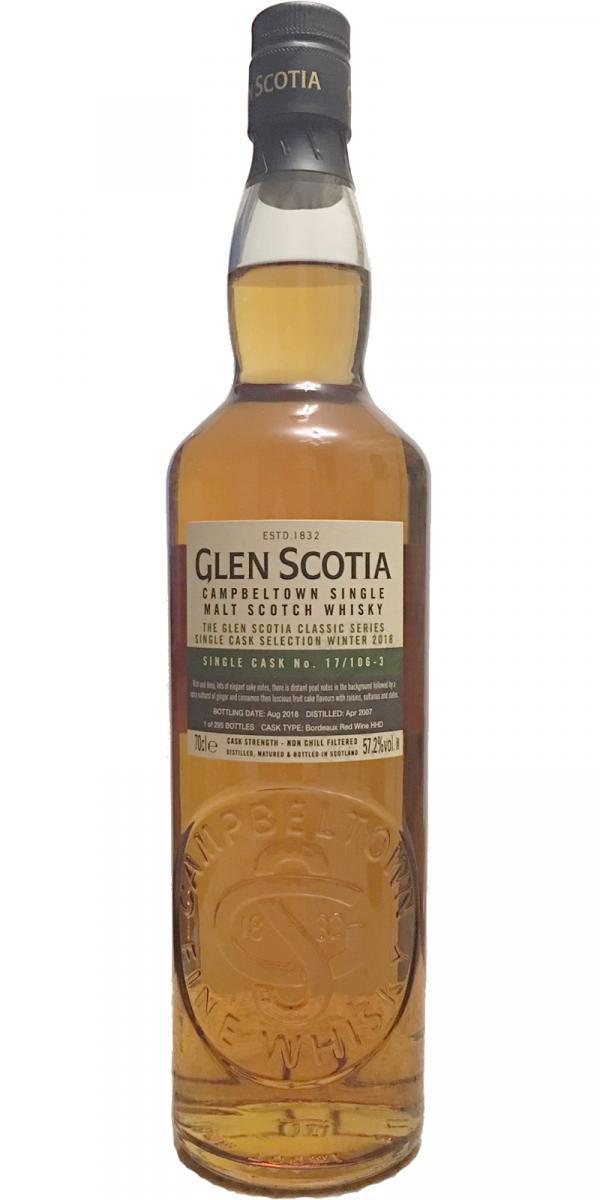 Glen Scotia 2007