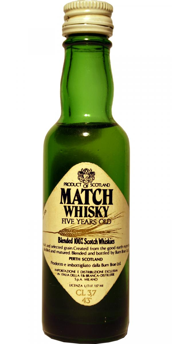 Match Whisky 05-year-old BBBl