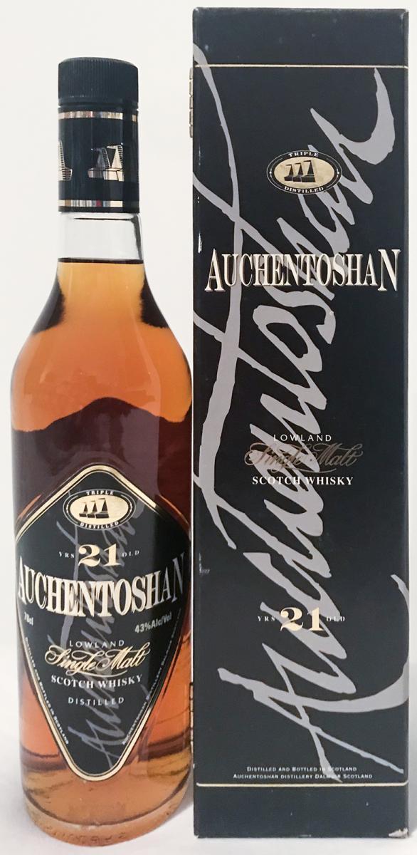 Auchentoshan 21-year-old