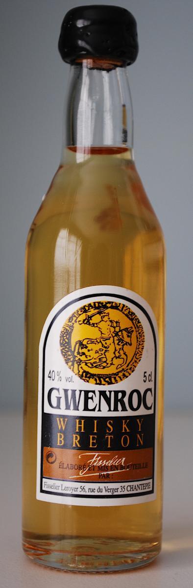 Gwenroc Whisky Breton