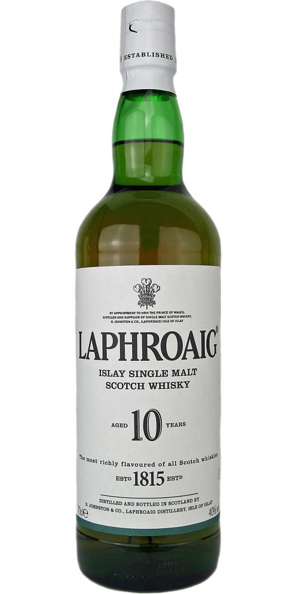 Laphroaig 10-year-old