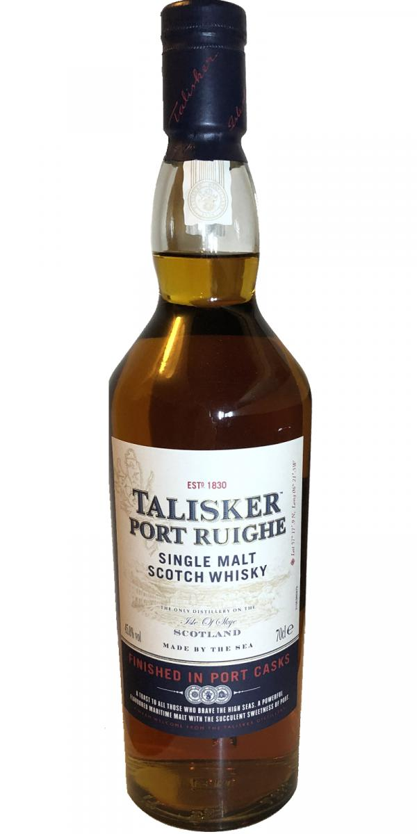 Talisker Port Ruighe - Gift Set