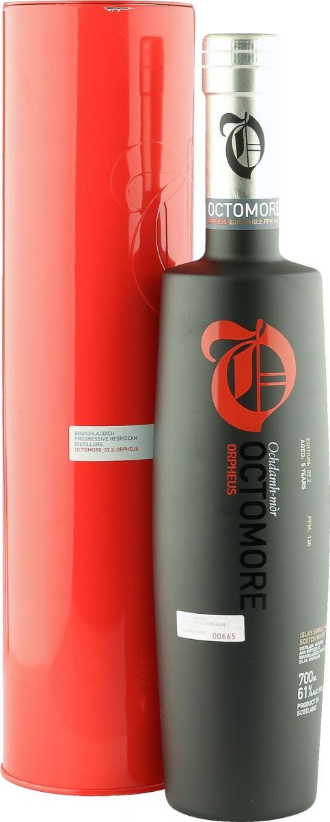 Octomore Edition 02.2 / 140