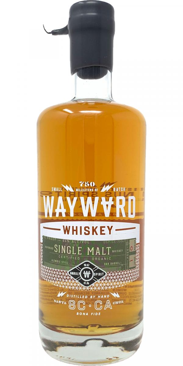 Wayward American Single Malt
