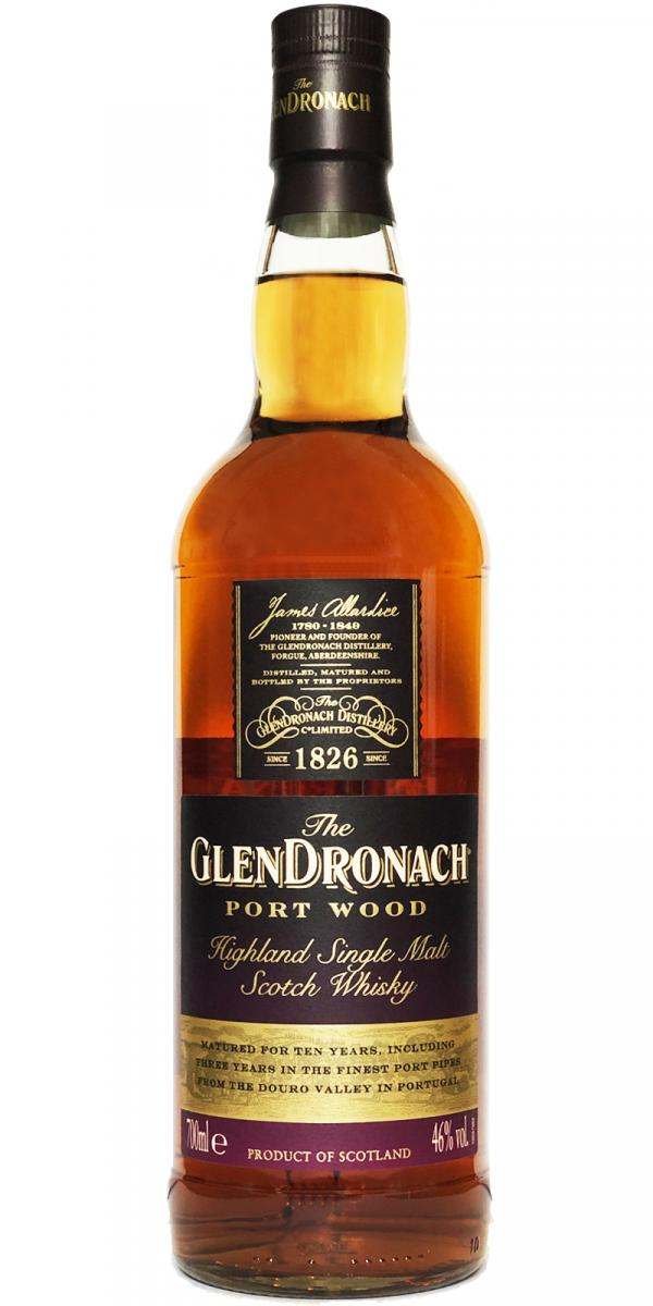 Glendronach 10-year-old