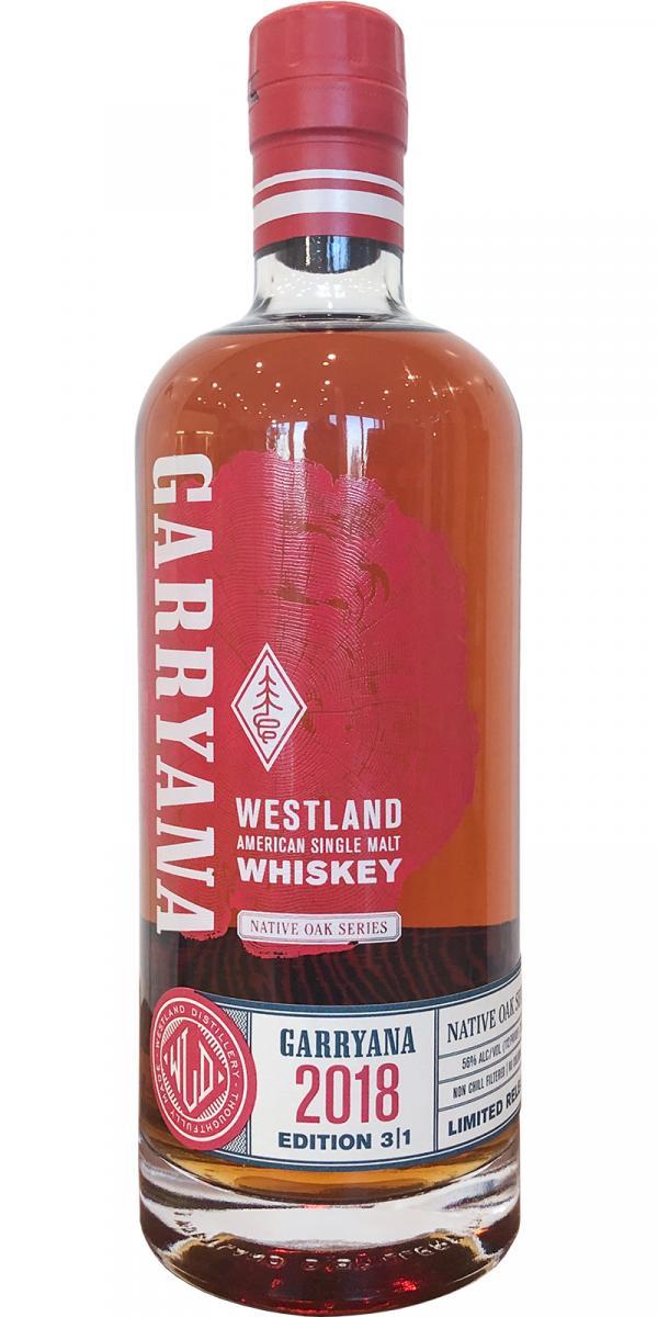 Westland Garryana Edition 3|1