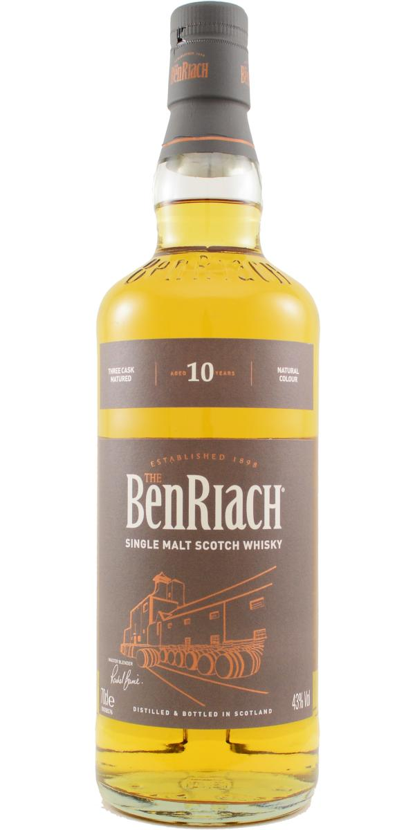BenRiach 10-year-old