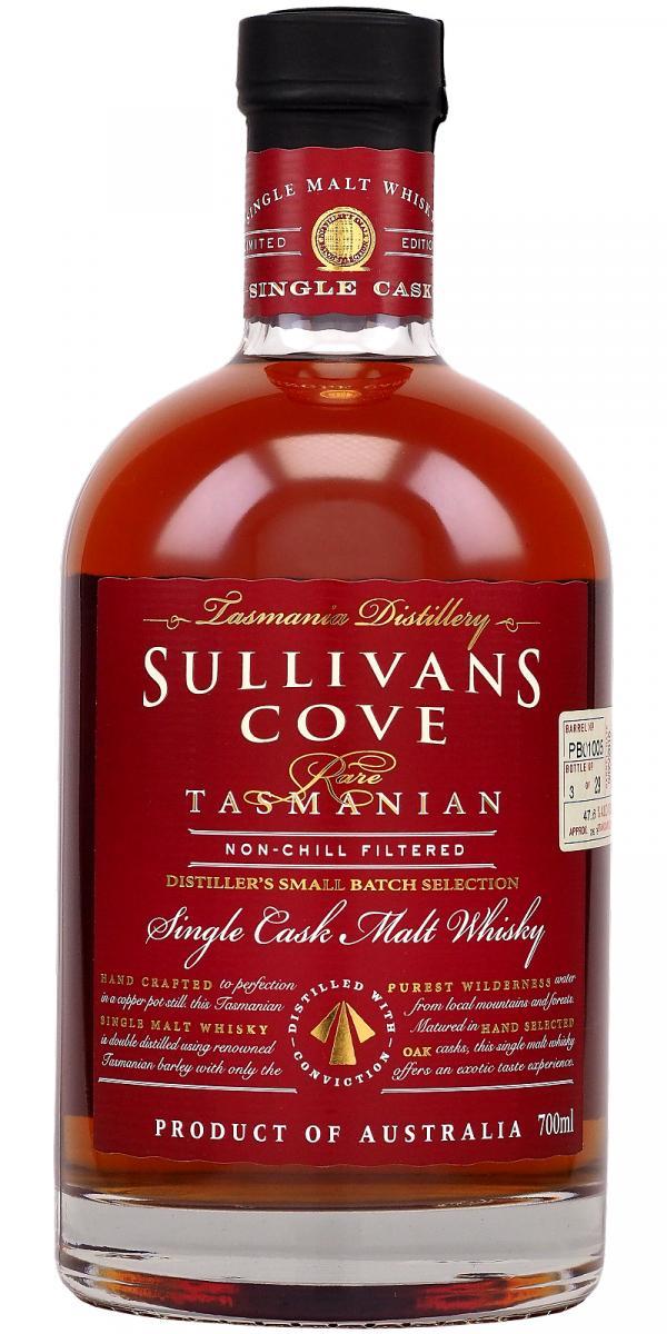 Sullivans Cove 2016