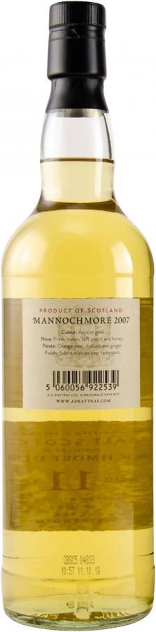 Mannochmore 2007 DR