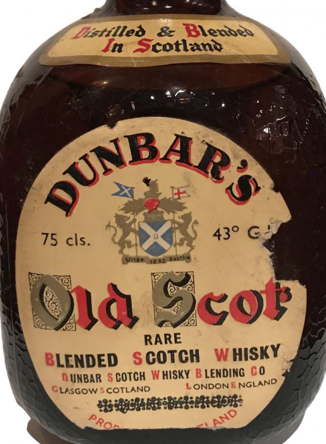 Dunbar's Old Scot