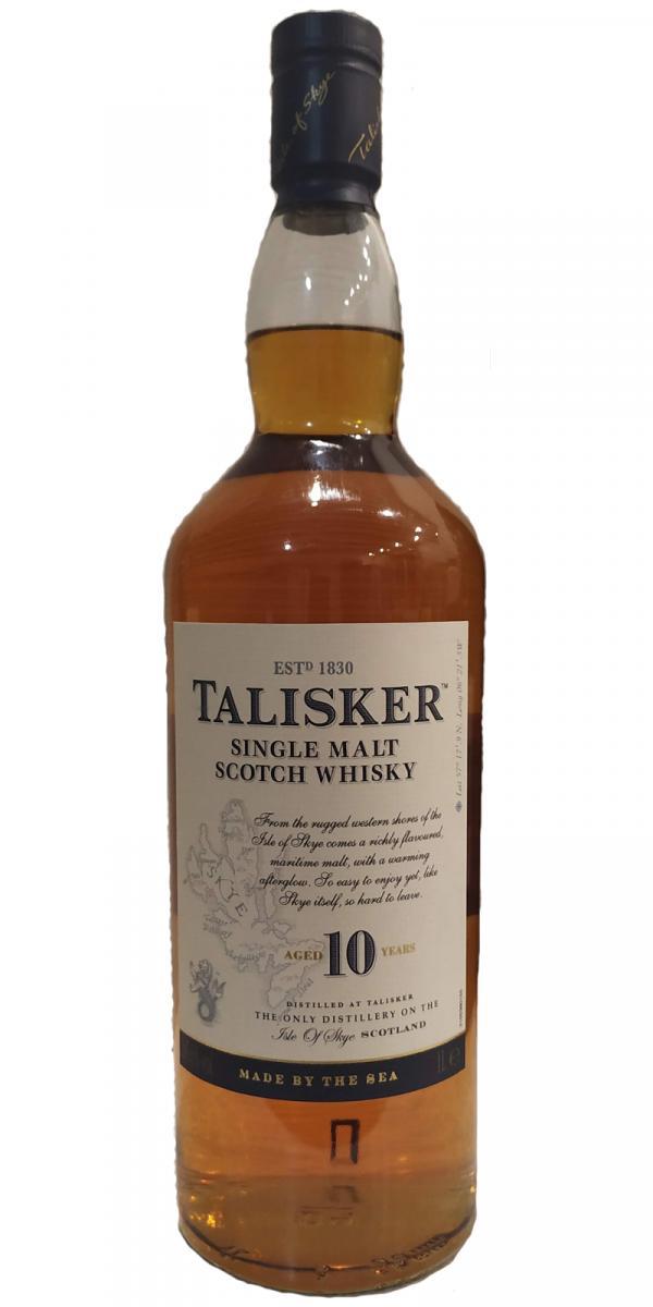 Talisker 10-year-old