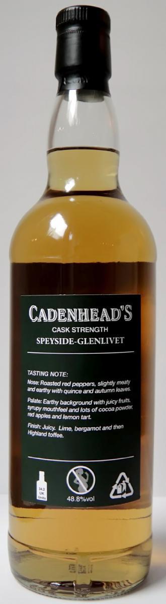 Speyside Distillery 1991 CA