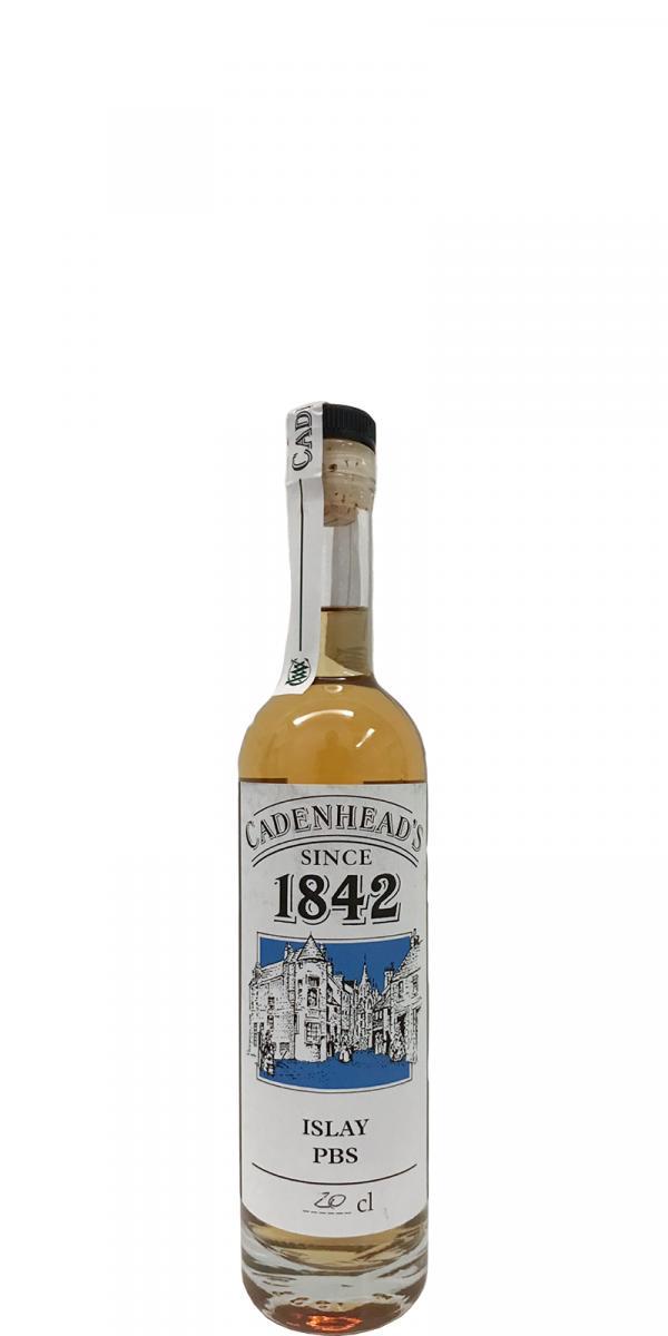 Islay PBS Cadenhead's 1842 CA