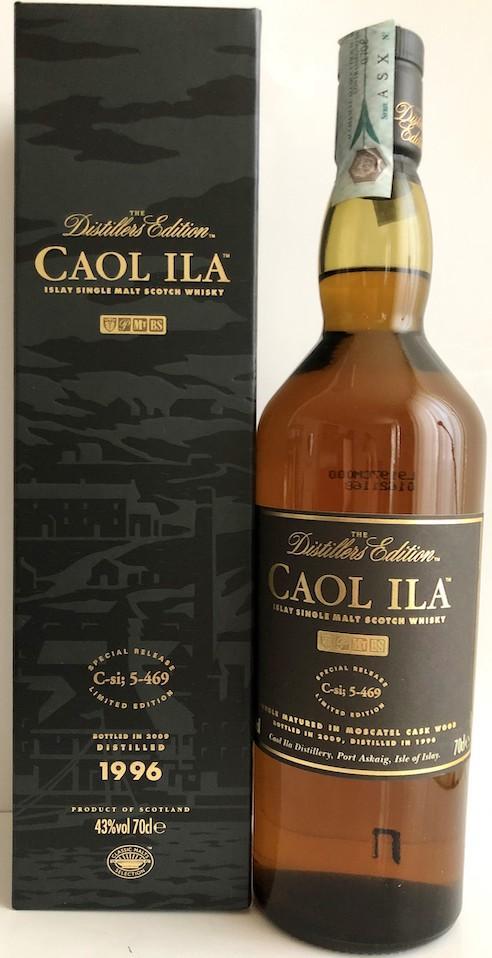 Caol Ila 1996