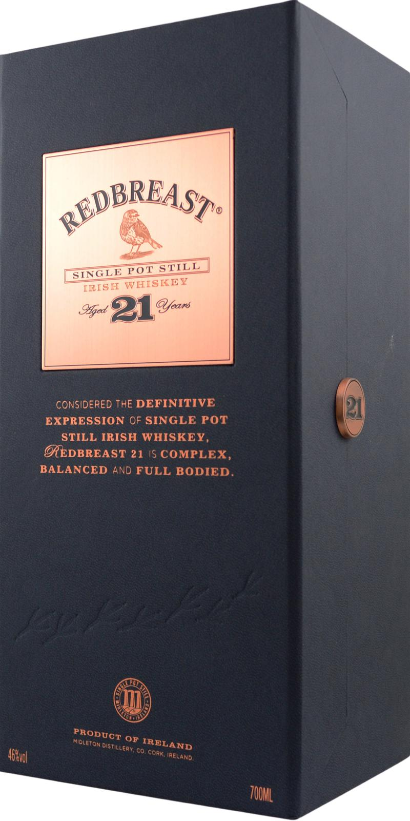 Redbreast 21-year-old