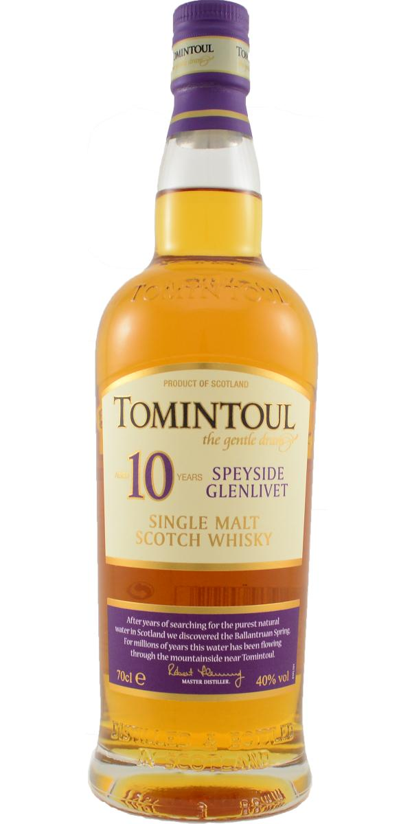 Tomintoul 10-year-old