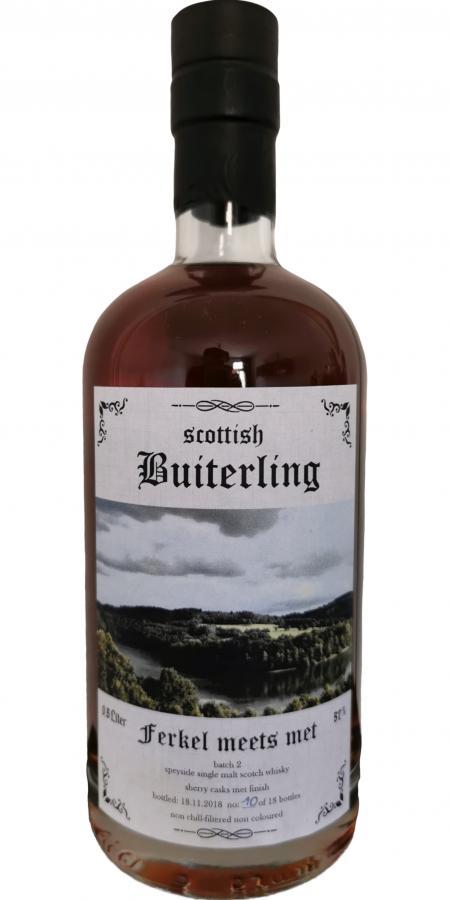 Scottish Buiterling Ferkel meets Met