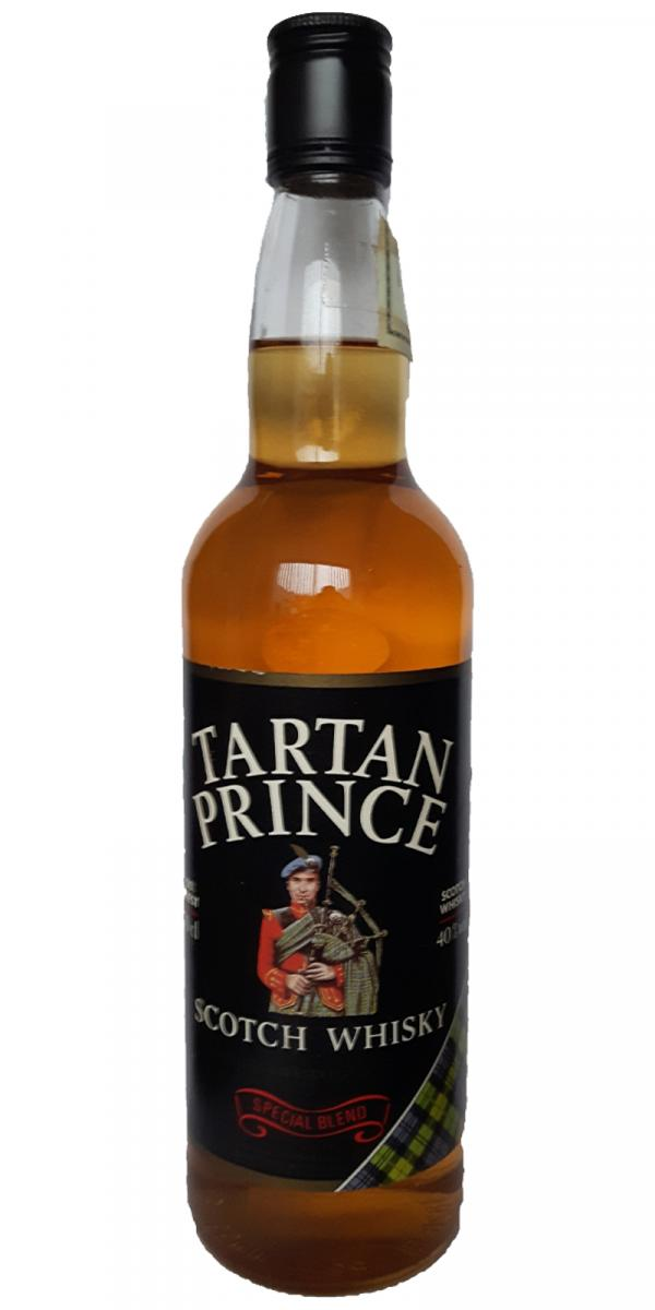 Tartan Prince Scotch Whisky Special Blend