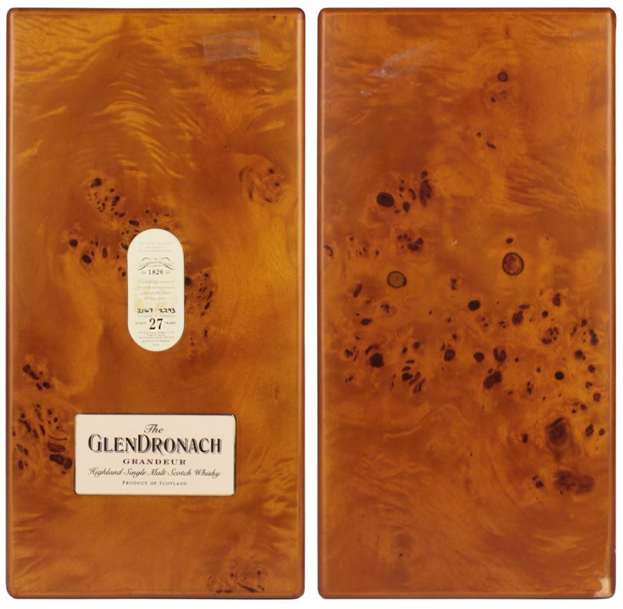 Glendronach 27-year-old