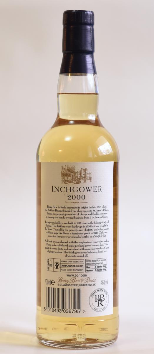Inchgower 2000 BR