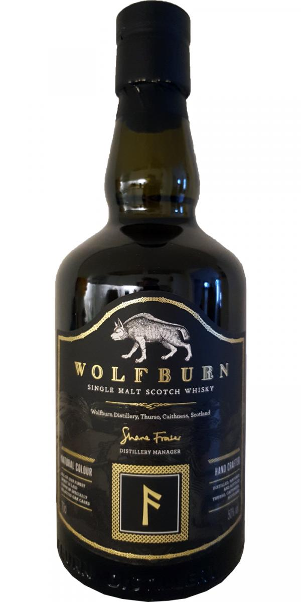 Wolfburn The Kylver Series - 4