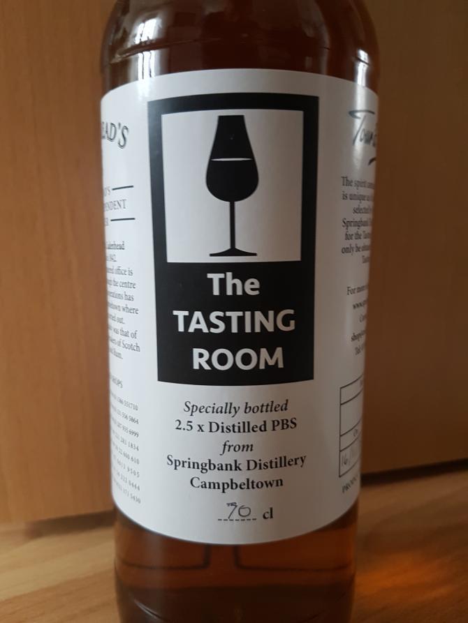 Springbank The Tasting Room