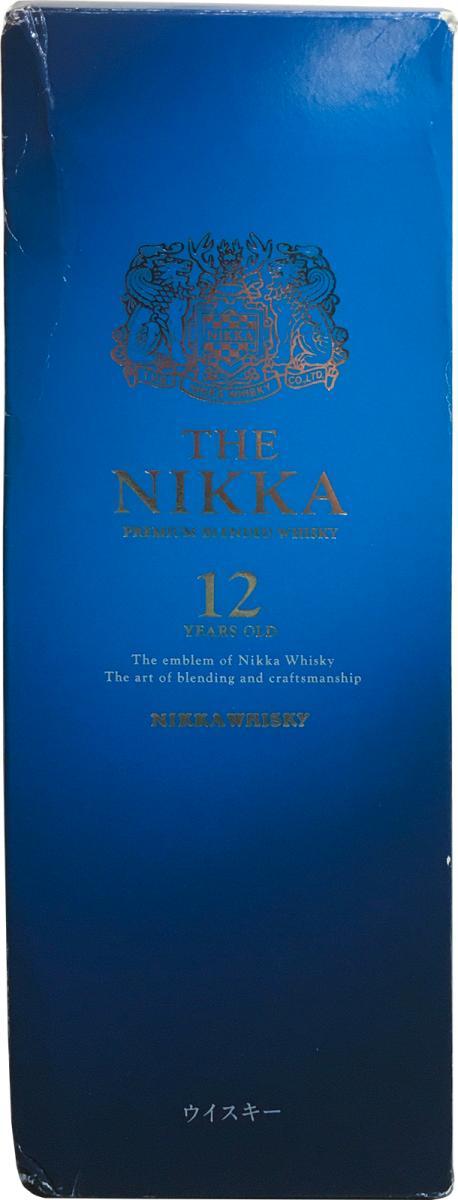 Nikka 12-year-old