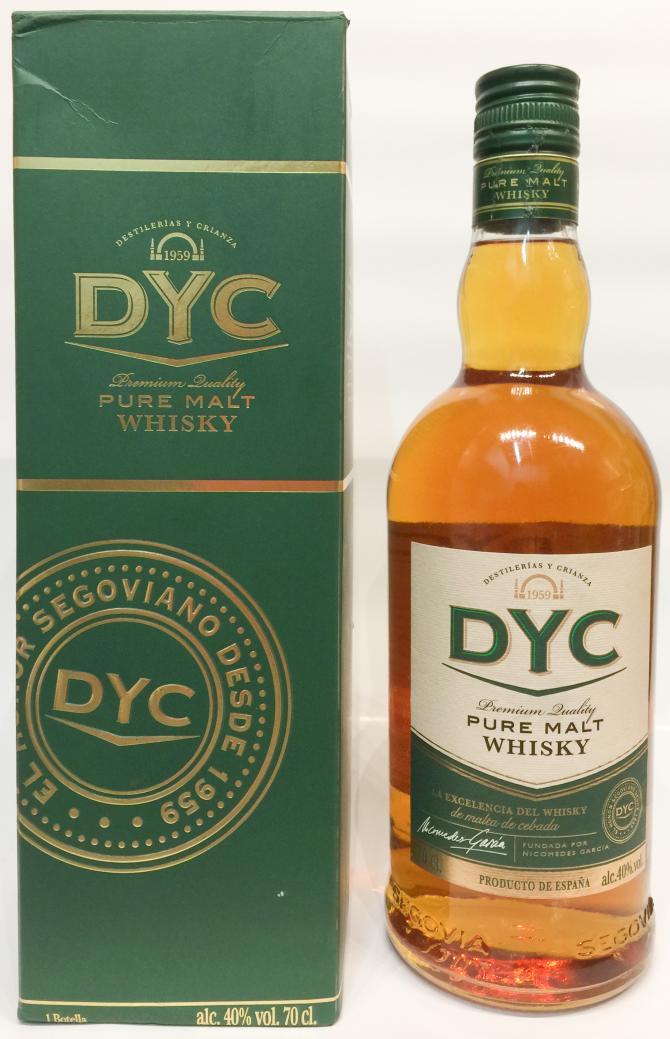 DYC Pure Malt Whisky