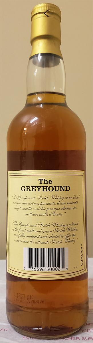 The Greyhound 15-year-old