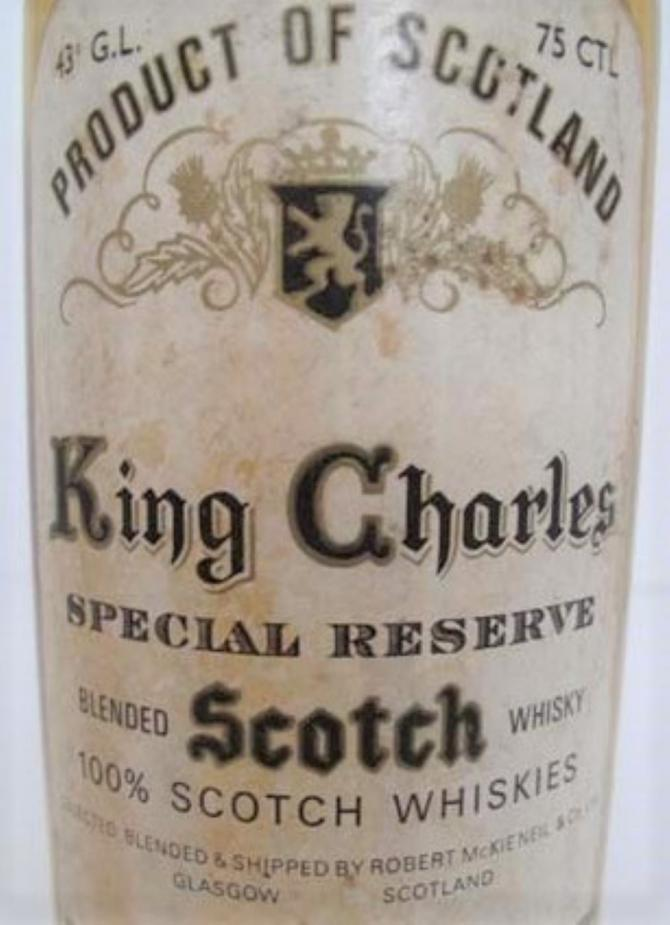 King Charles 12-year-old