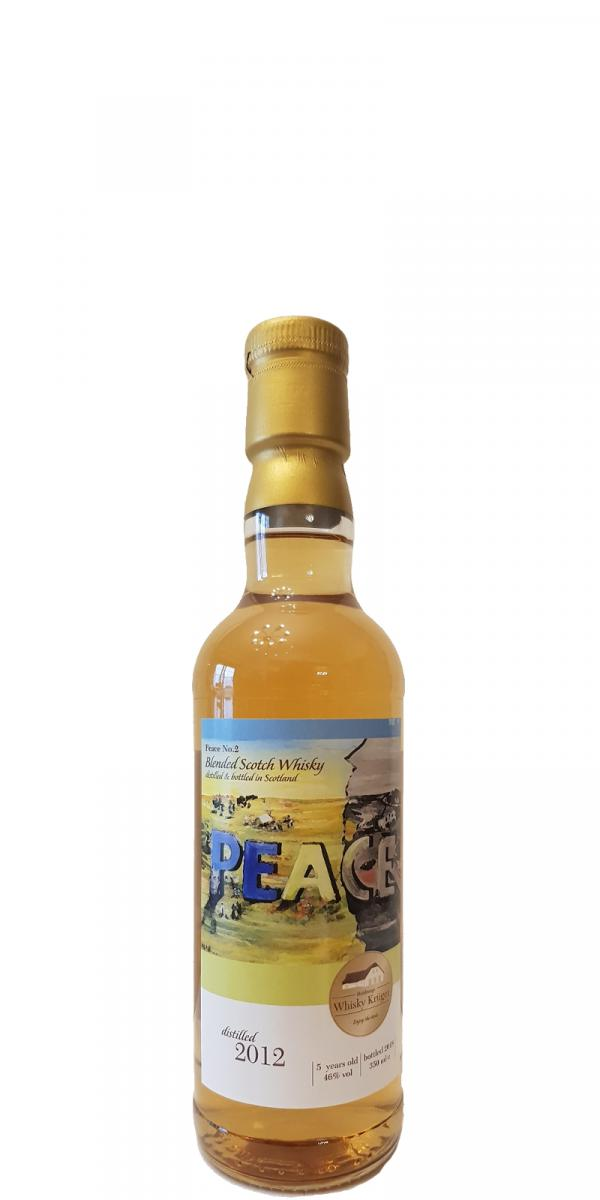 Blended Scotch Whisky 2012 KW