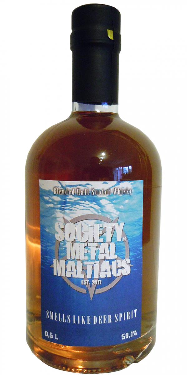 Blended Malt Scotch Whisky Smells Like Deer Spirit
