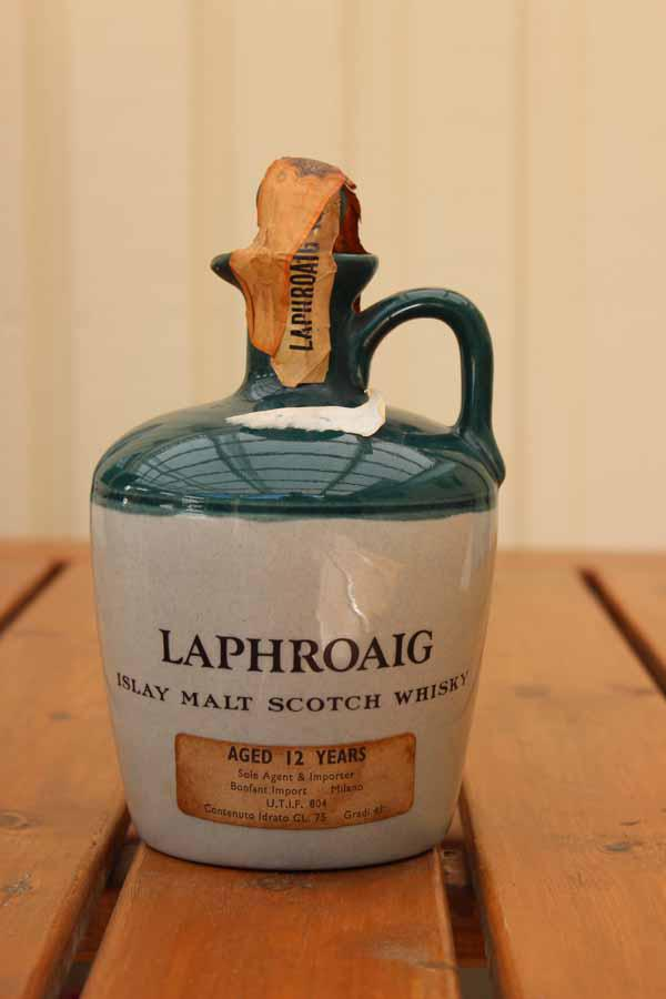 Laphroaig 12-year-old