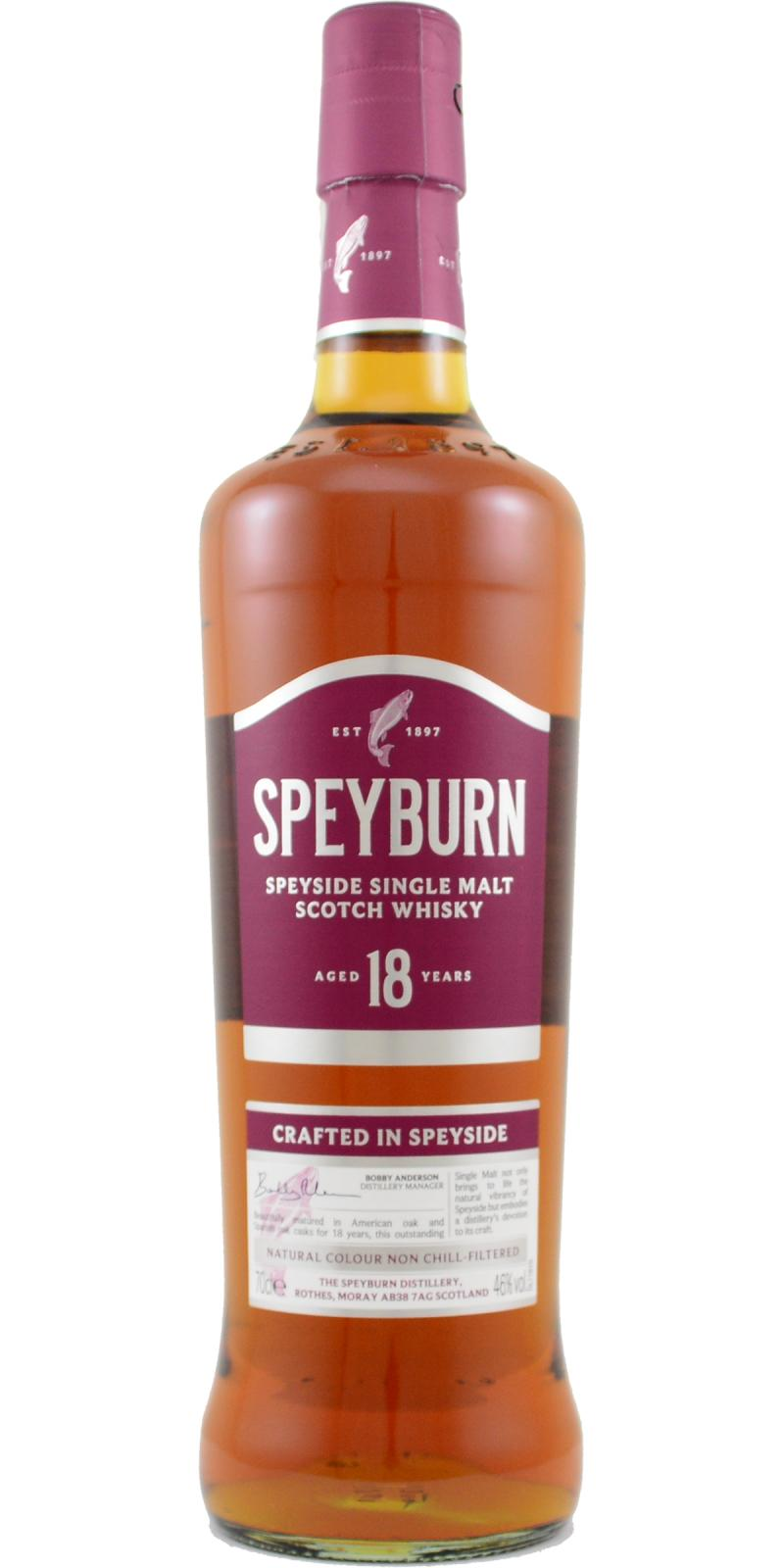 Speyburn 18-year-old