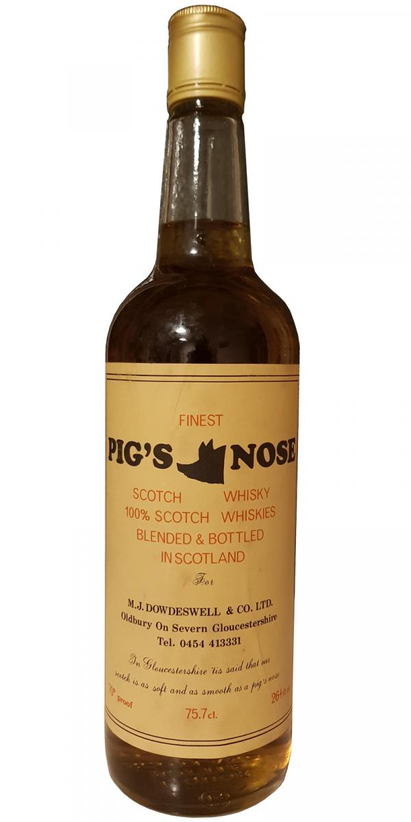 Pig's Nose Finest Scotch Whisky