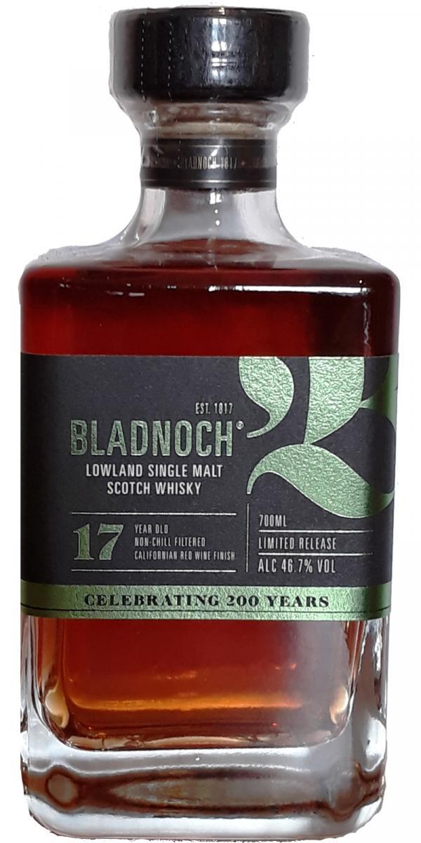 Bladnoch 17-year-old