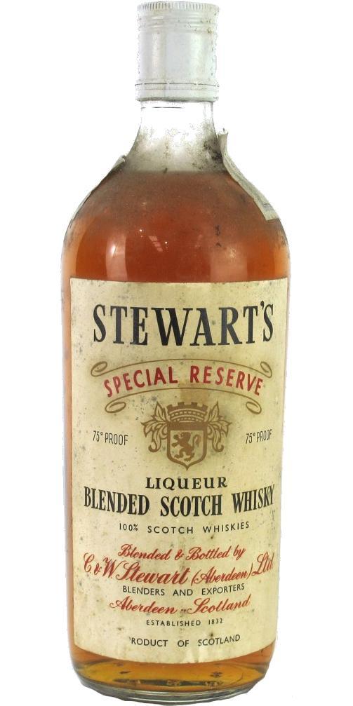 Stewart's Special Reserve