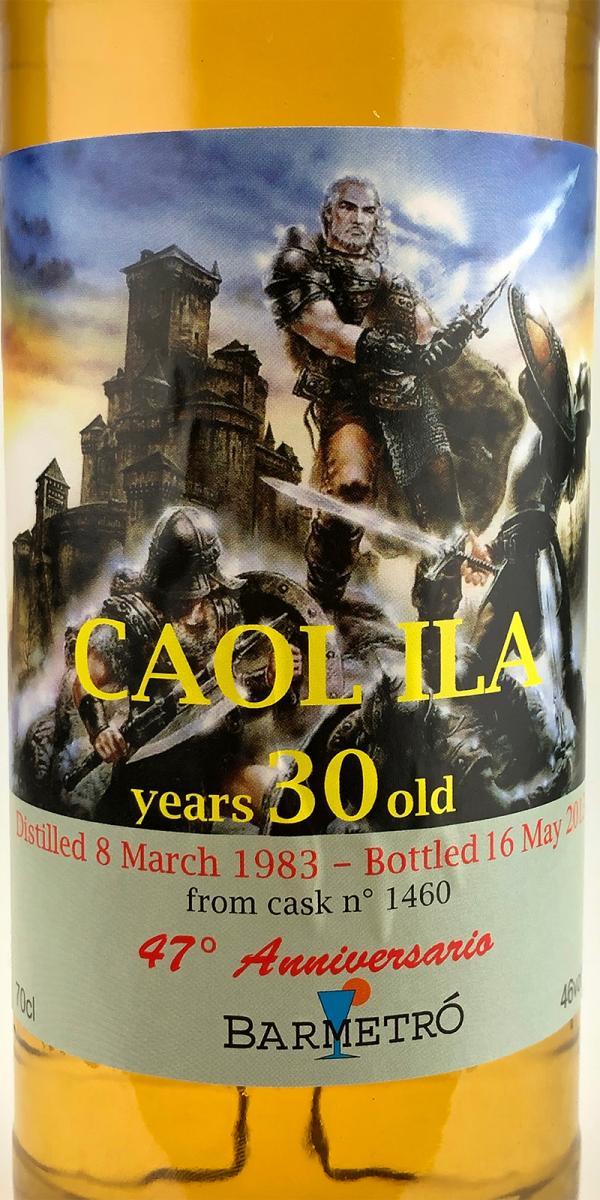 Caol Ila 1983 WFY