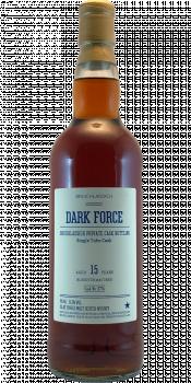 Bruichladdich 15-year-old - Dark Force