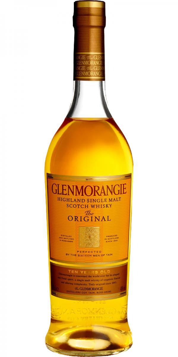 Glenmorangie 10-years-old